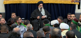 Grand Ayatollah Sayid Sadiq Shirazi: Don't let any negativity affect Imam Husayn's rituals