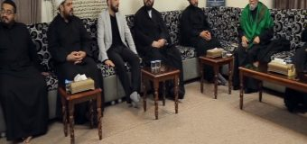 Marjaeyat TV Holds Panel Discussion in Holy Karbala, Iraq