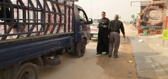 Om Abiha Institute Distributes Supplies Among Service Units in Arbaeen