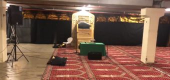 Rasul Adham Husayniyah in Sweden Opens a Religious Center in Holy Karbala