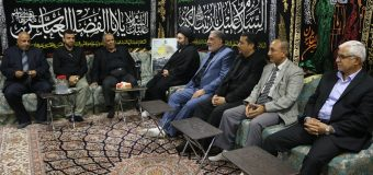 The Public Relations Office of Grand Jurist Discusses Facilitation of Arbaeen with Iraqi Officials