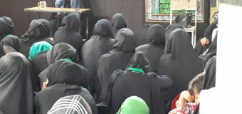 Fatimah Masoumeh Seminary Holds Ashura Commemorations in Kabul