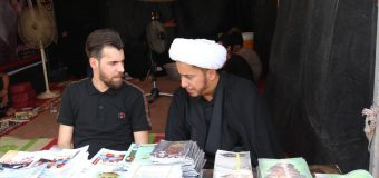 Experts at Sadiqiyah Center Reply to Islamic Queries During Arbaeen