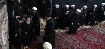 Office of Grand Ayatollah Shirazi Marks Martyrdom of Imam Sajjad (peace be upon him).