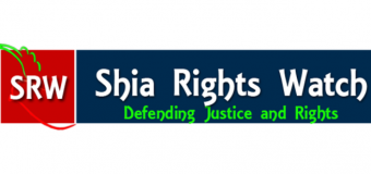 Shia Rights Watch Releases Monthly Report