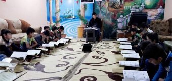 Activities by Quran Hakim Center in Nineveh Province in Iraq