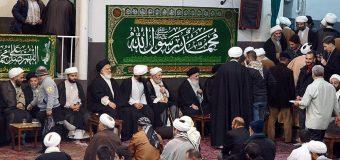 Birth of Holy Prophet Of Islam and Imam Sadiq at Office of Grand Ayatollah Shirazi