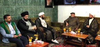 Shia Kuwaiti Parliamentarian Visits Imam Hussein TV in Karbala