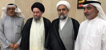 Sayed Hussain Shirazi Travels on a Mission to Kuwait