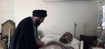 Sayed Ahmed Shirazi Visits Sheikh Hani Shaaban in Kuwait.
