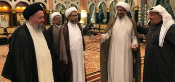 Sayed Hussain Shirazi Visits Guest House in Kuwait.