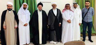 Sayed Hussain Shirazi Continues Activities in Kuwait.