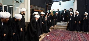Memorials of Lady Fatimah at House of Grand Ayatollah Shirazi