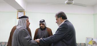 "Public Relations Manager of Grand Ayatollah Shirazi, ""Iraqi Tribes Support Islamic Jurists"""