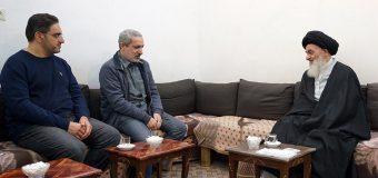 Kuwaiti Filmmaker Visits Grand Ayatollah Shirazi
