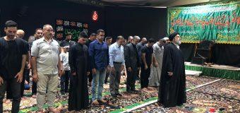 Baitul Abbas Husayniya Holds Fatimiya Commemorations in Melbourne, Australia