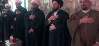 Sayed Ahmed Shirazi Participates in Lady Fatima Memorials in Kuwait