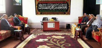 AhlulBayt Islamic Thought Institute Hosts Head of Tufula Charitable Center