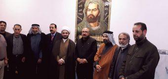 Director of Imam Sadiq Center Meets Tribal Figures of Shula City in Iraq