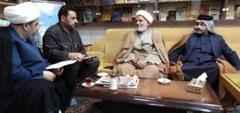 Shia Societies Association Welcomes Dignitaries from Iraq