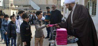 AhlulBayt Institute Honors Top Students at Al-Najat School in Basra