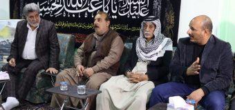 Iraqi Military Commanders Visit Public Relations Office of Grand Ayatollah Shirazi