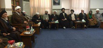 Weekly Sessions at Office of Grand Ayatollah Shirazi in Holy Najaf