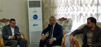 Delegations from Annaba Institute Visit Karbala Governor