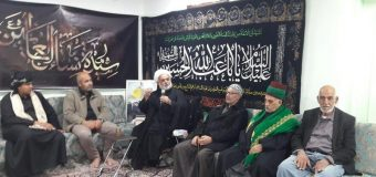Passing Anniversary of Lady Om Al-Banin Marked in Holy Karbala