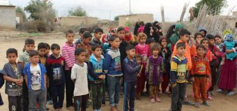 Sayed Shuhada Institute Distributes Winter Clothes Among Children in Iraq