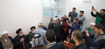 Delegations from Darul Quran Hakim Center Visit Grand Ayatollah Shirazi