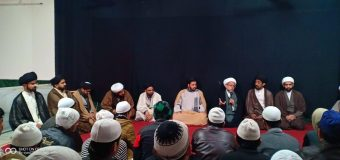 Rep. of Grand Ayatollah Shirazi Visits Islamic Centers in India