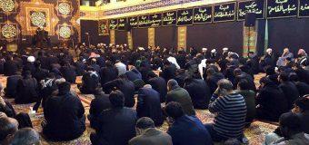Sayed Ahmed Shirazi Visits Lady Fatimah Memorials in Kuwait