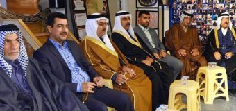 Iraqi Tribal Chiefs Visit Imam Hussein Media Group in Holy Karbala