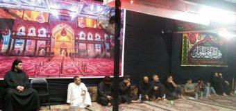Passing Anniversary of Om Al-Banin Marked at Offices of Grand Ayatollah Shirazi