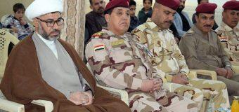 Ayadi Khayr Foundation Honors Iraqi soldiers