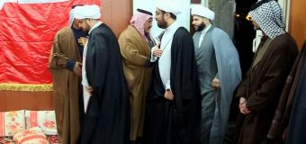Delegations from Marjaeyat TV Visit Tribal Chiefs in Holy Karbala