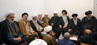 Martyrdom Anniversary of Lady Zaynab at Office of Grand Ayatollah Shirazi