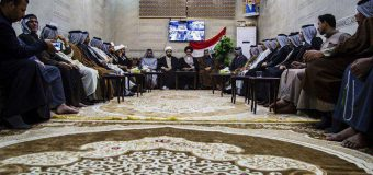 Marjaeyat TV Delegations Visit Albudayir Tribe in Iraq