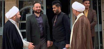 Office of Grand Ayatollah Shirazi Sends Delegations to Diwaniya City in Iraq