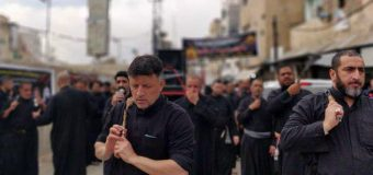 Karbala Community Organizes Processions at the Shrine of Lady Zaynab Peace be Upon Her