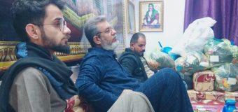 Om Al-Banin Institute Celebrates Birthday of Imam Mohammad Baqir in Baghdad