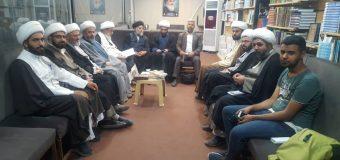 Activities by Temporary Office of Grand Ayatollah Shirazi in Holy Karbala