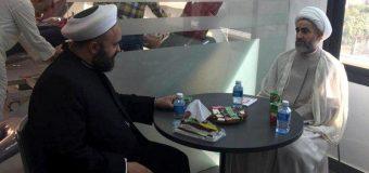 Activities by the Office of Grand Ayatollah Shirazi in Lebanon