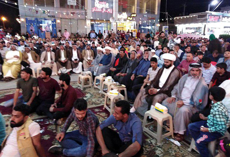 Activities by Shia Societies Association in Iraq » Office of