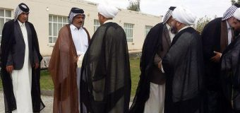 Delegations from Grand Jurist's Office in Najaf Meet Tribal Figures