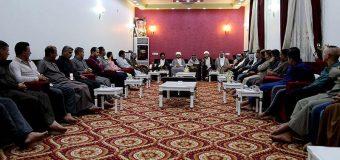 Marjaeyat TV Delegations Visit Tribal Figures