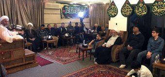 Birthday Celebration of Imam Mahdi at Grand Jurist's Office in Lebanon