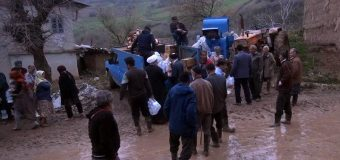 Flood Victims in Iran Receive Aids from Office of Grand Ayatollah Shirazi