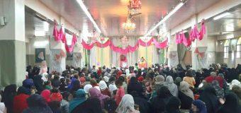 Birthday of Imam Hussain (as) at Islamic Seminary of Damascus in Syria